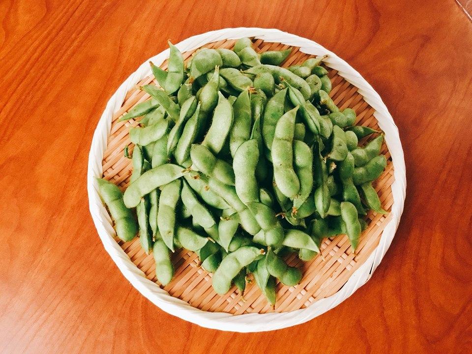 茶豆シーズン到来